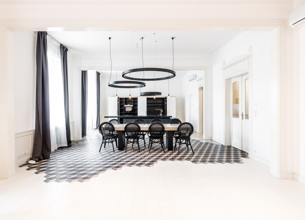 Luxusní byt k pronájmu Praha 1 - 207m 1
