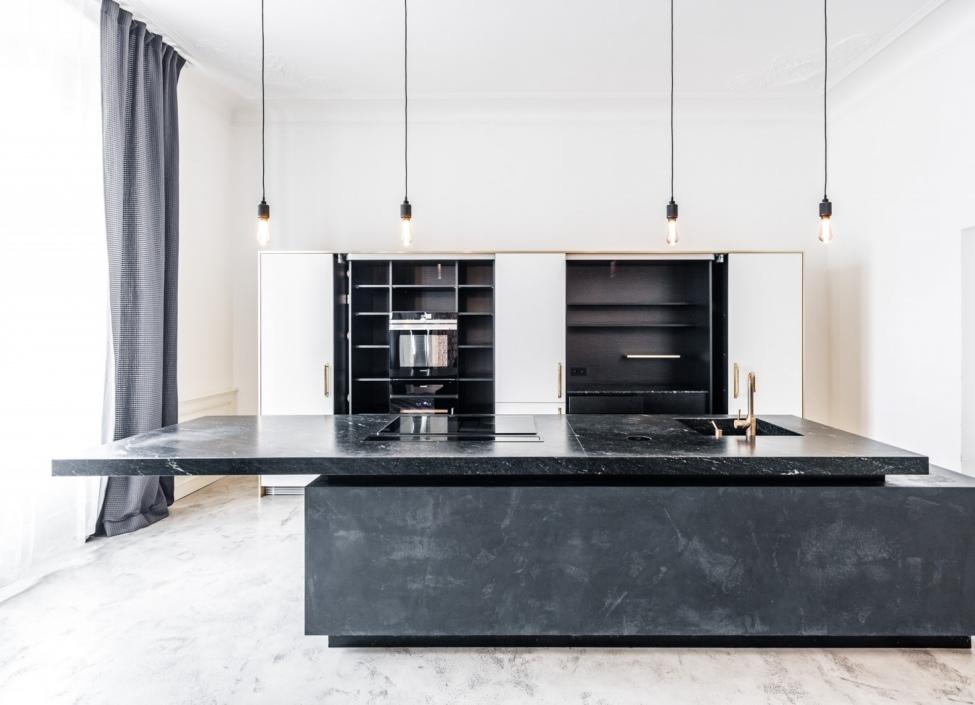Luxusní byt k pronájmu Praha 1 - 207m 0