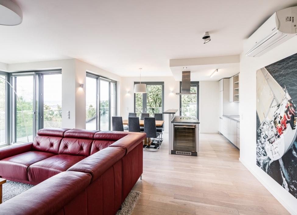 Luxusní byt na pronájem - Praha 8 - Troja - 123m 1