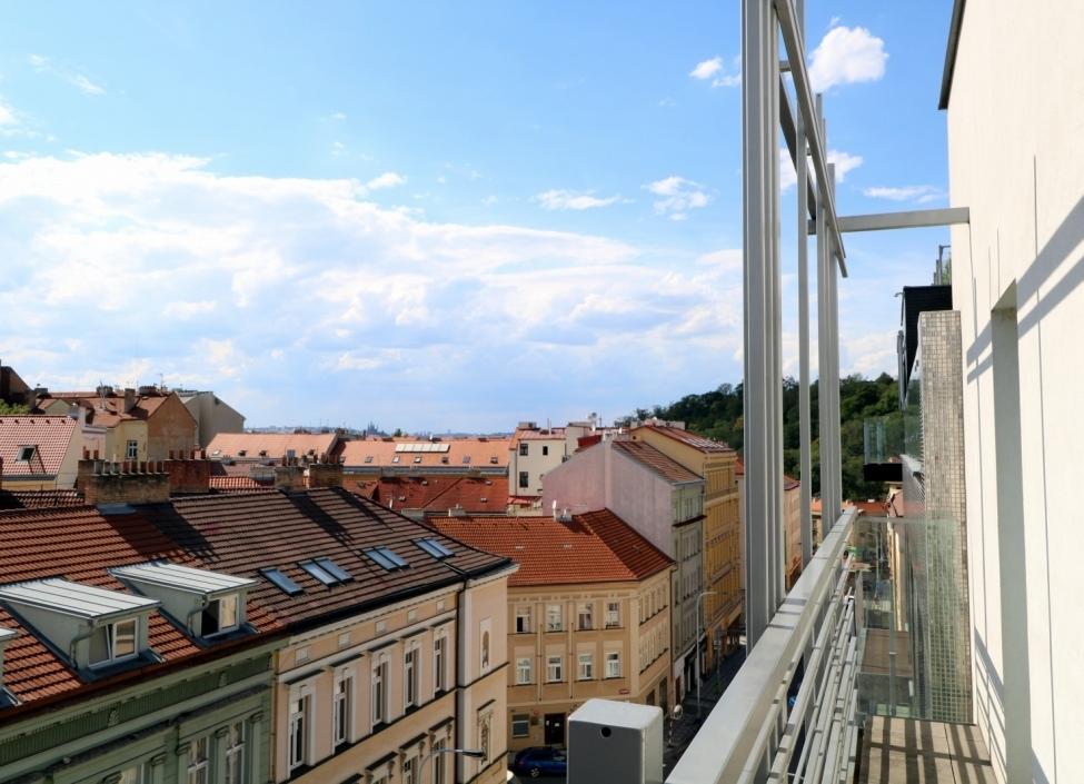 Luxusní byt na prodej Praha 3 - 65m 0