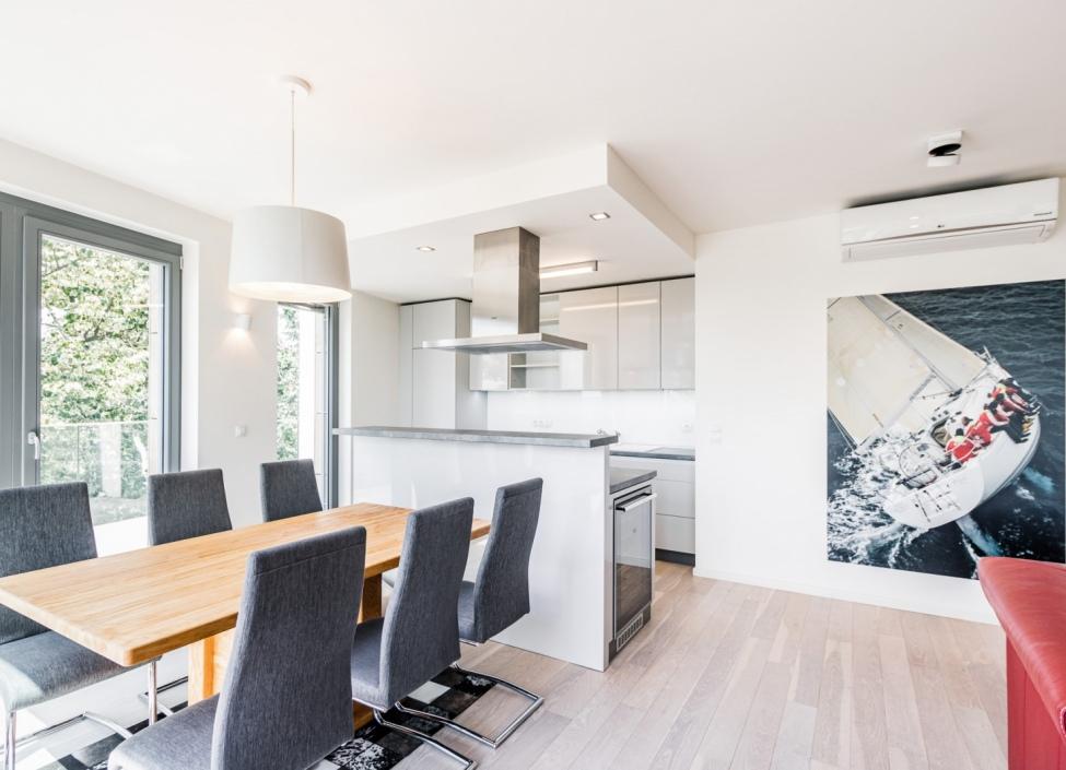 Luxusní byt na prodej - Praha 8 - Troja - 123m 1