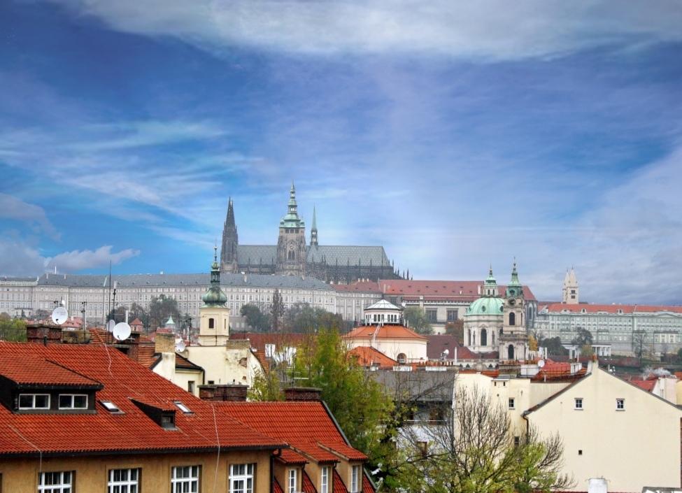 Byt s výhledem na Pražský hrad pronájem 0