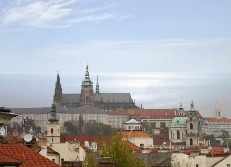 Byt s výhledem na Pražský hrad pronájem 1