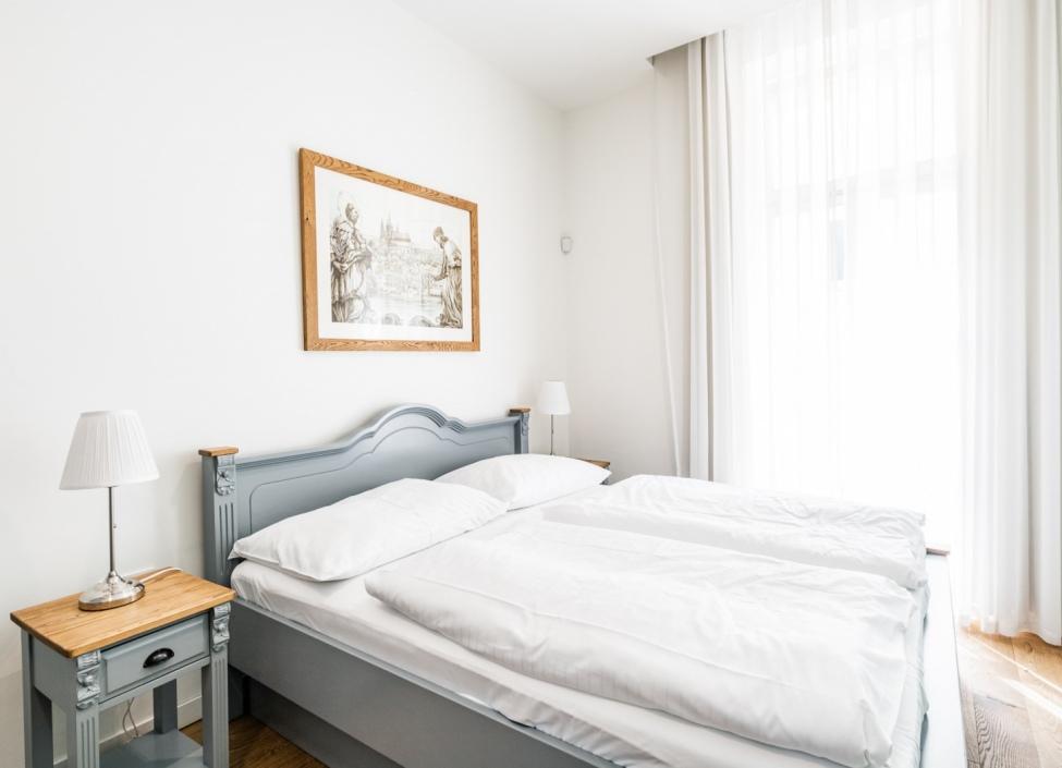 Luxusní byt na pronájem - Praha 1 - Nové Město - 54m 1