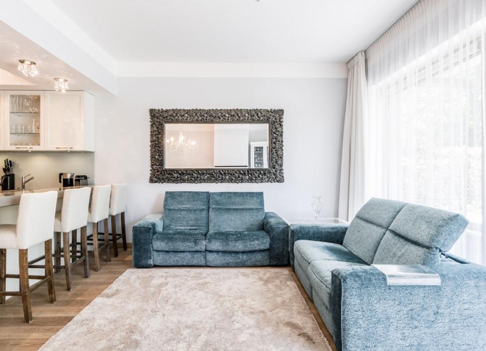 Prodej luxusního mezonetového bytu na Praze 8 - 145 m2 1