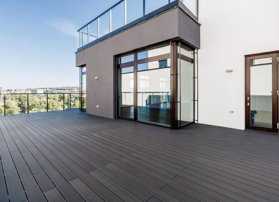 Luxusní byt s terasami Praha 7 - 571m 0