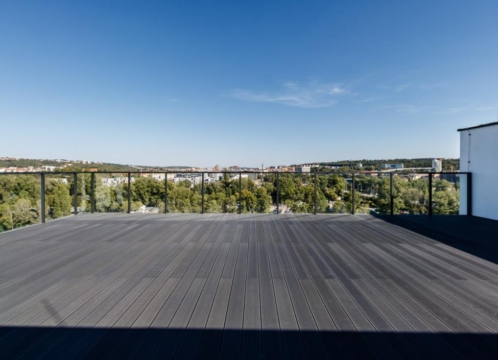 Luxusní byt s terasami Praha 7 - 571m 1