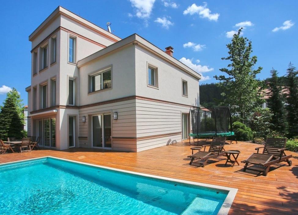 Luxusní vila na prodej v Šáreckém údolí  1