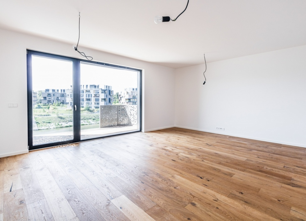 Apartment with terrace and river view Prague 8 - 95m 1