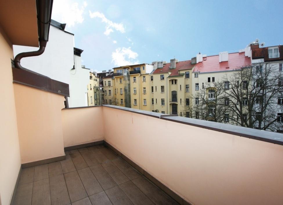 Mezonetový byt Vinohrady-110m 1