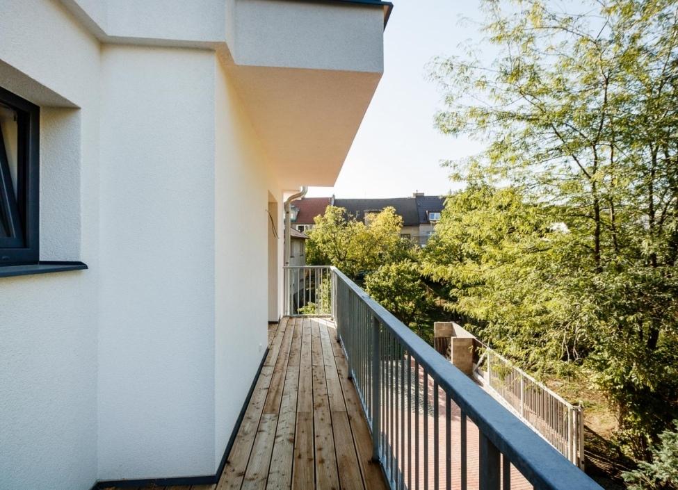 Luxusní byt s terasami Praha - Strašnice 104m 0