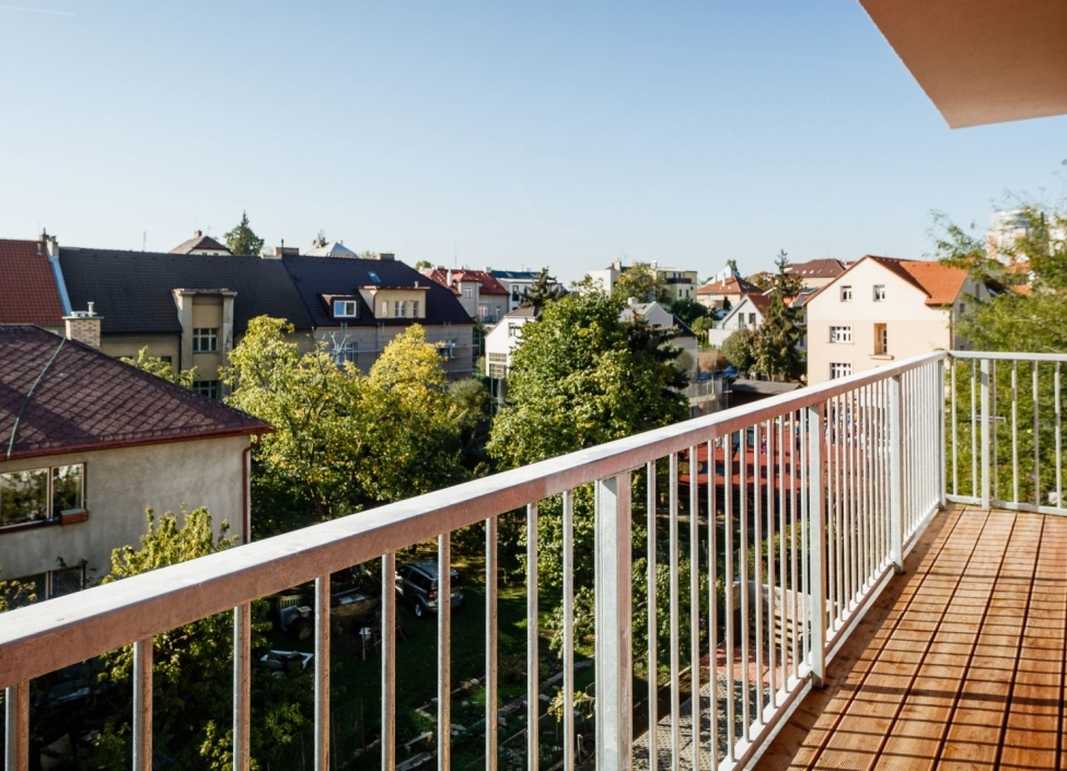 Byt s terasou na prodej Praha - Strašnice 83m 0