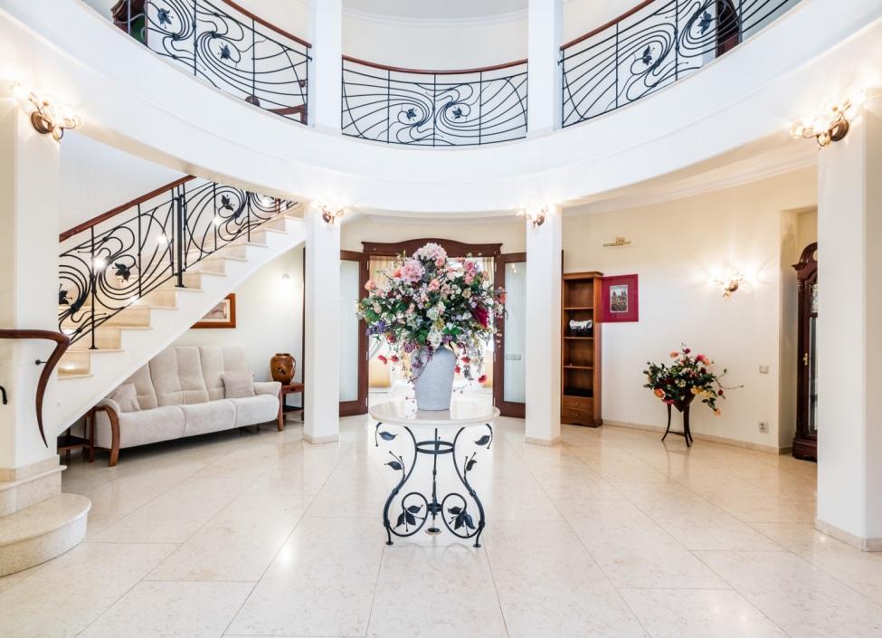 Luxusní vila na prodej - Praha - Západ - 750m 0