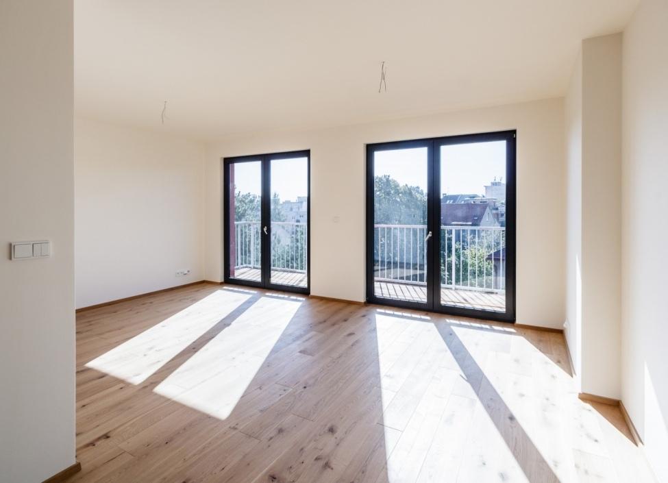 Byt s terasou na prodej Praha - Strašnice 83m 1