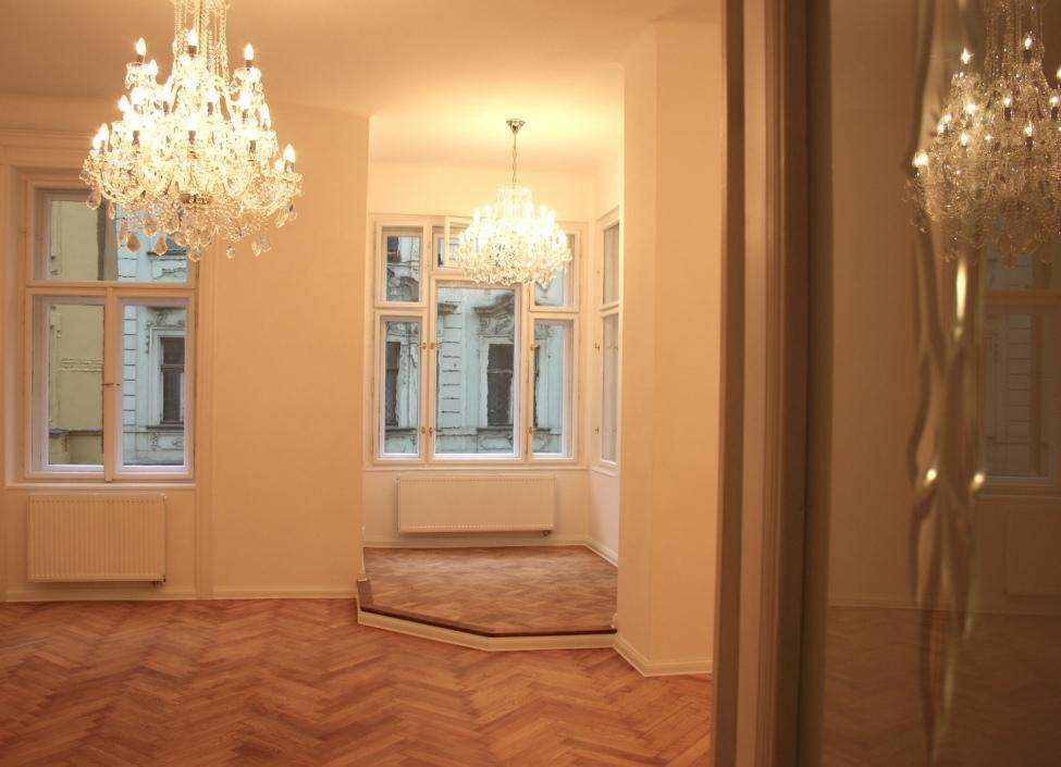 Luxusní byt v Staré Město 119m 0