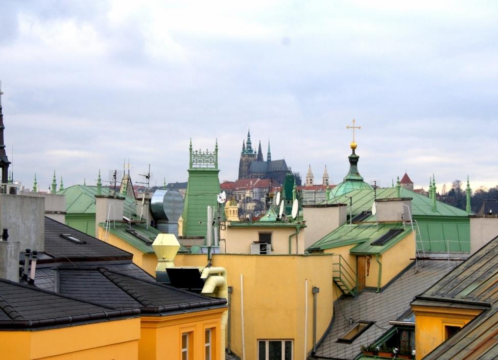 Luxusní byt Praha 1 - 217m 0