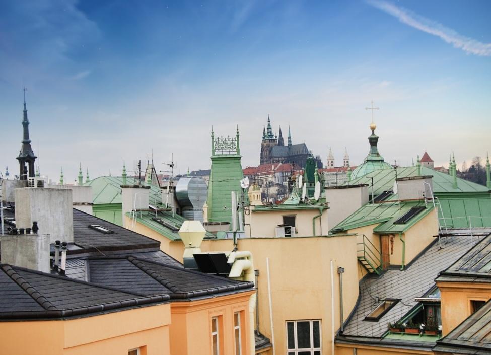 Luxusní byt Praha 1 - 114m 0