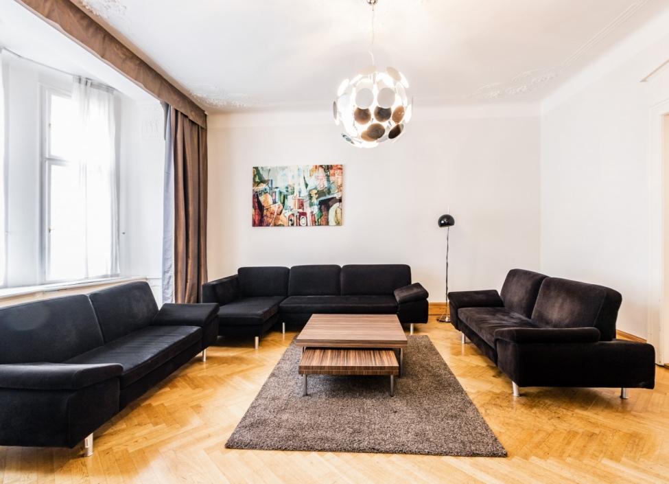 Luxusní byt na pronájem - Praha 1 - Josefov - 143m 0