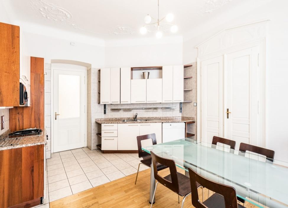 Luxusní byt na pronájem - Praha 1 - Josefov - 143m 1