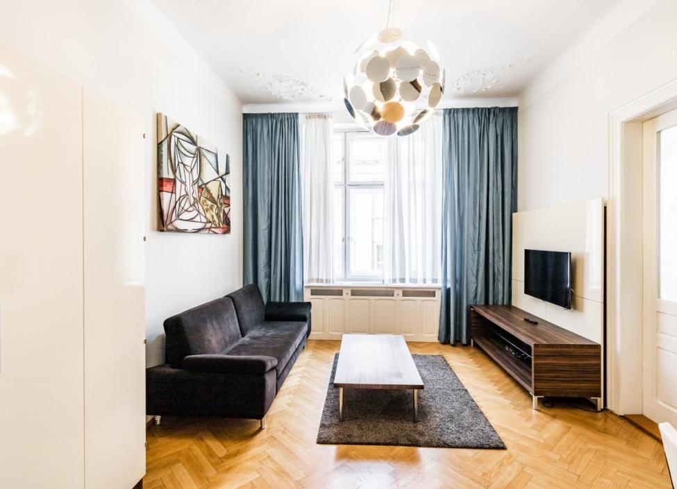 Luxusní byt na pronájem - Praha 1 - Josefov - 71m 0