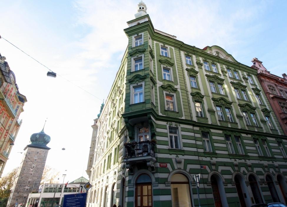 Obchodní prostor na pronájem Praha 1 - 277m 0
