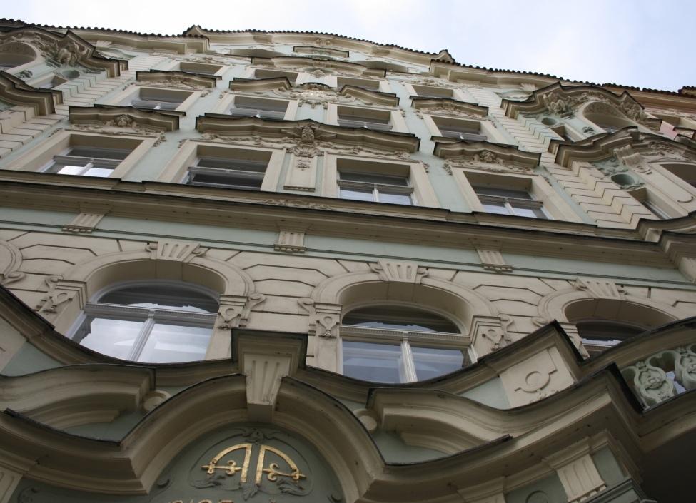 Luxusní byt Staré Město 121m 0