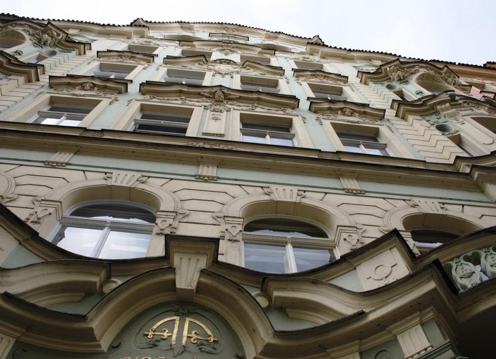 Luxusní byt Staré Město - 114m 1