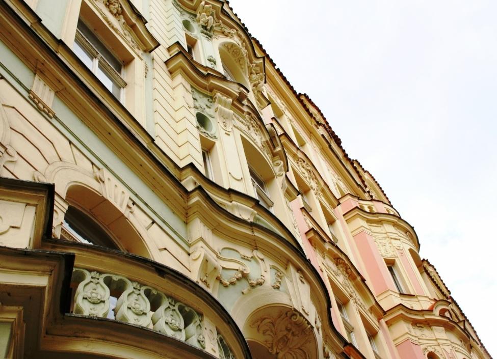 Luxusní byt Praha 1 90m 1