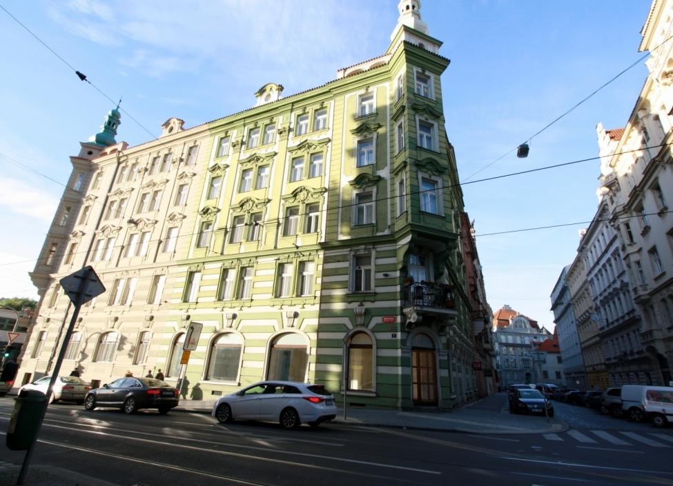 Obchodní prostor na pronájem Praha 1 - 277m 1