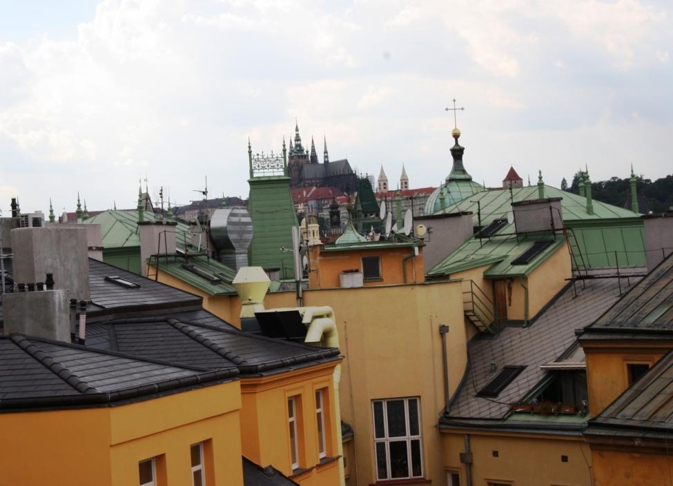 Luxusní byt Staré Město - 114m 0
