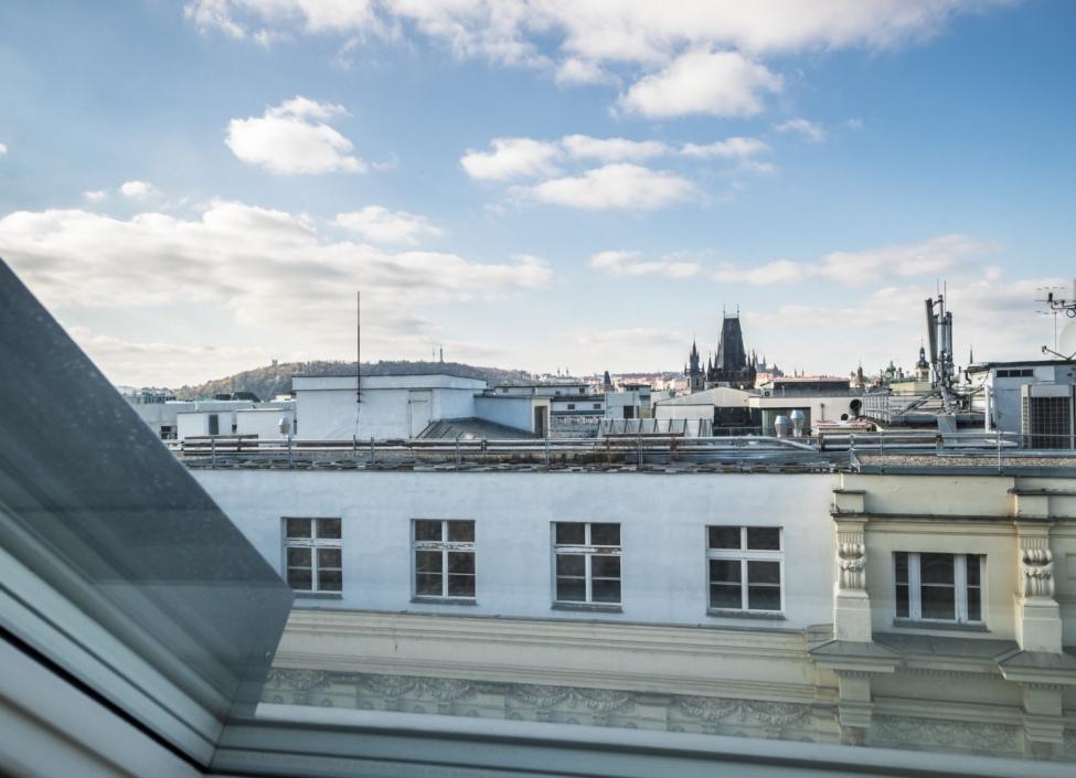 Luxusní byt Nové Město - 109m 0