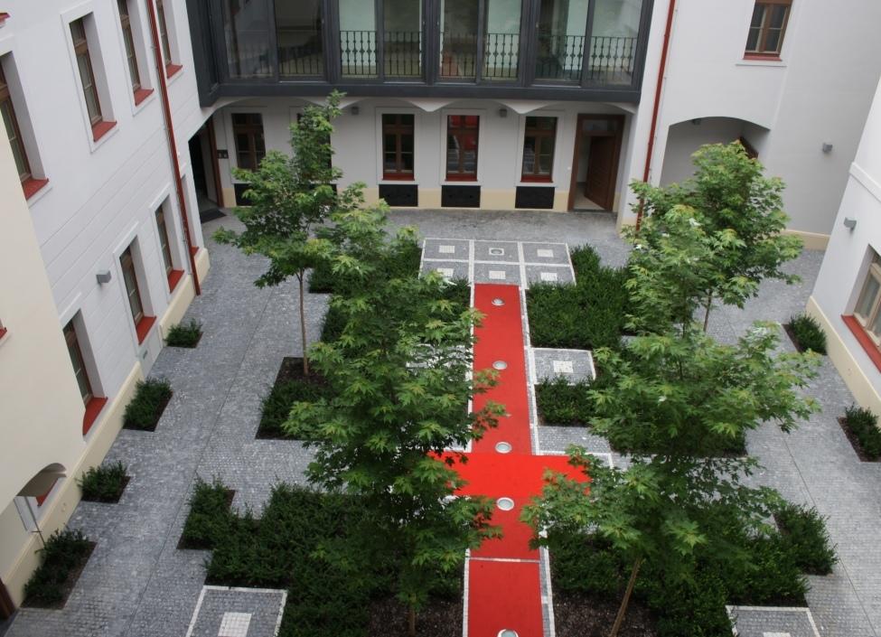 Luxusní byt Praha 1 - 102m 0