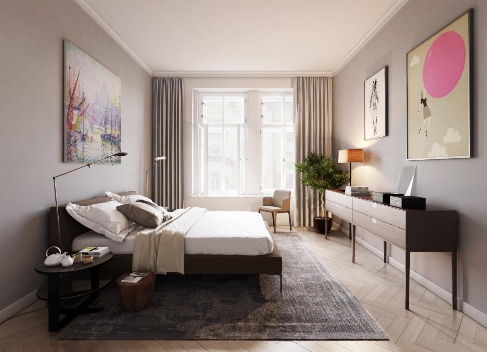 Luxusní byt na Praze 1 85m 1