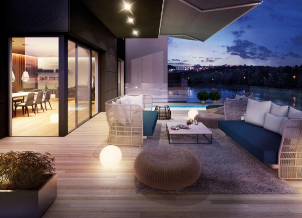 Luxusní byt Praha 7 - 193m 0