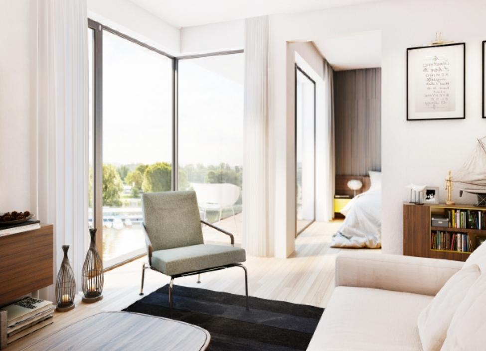Luxusní byt-53m-Praha 7 1