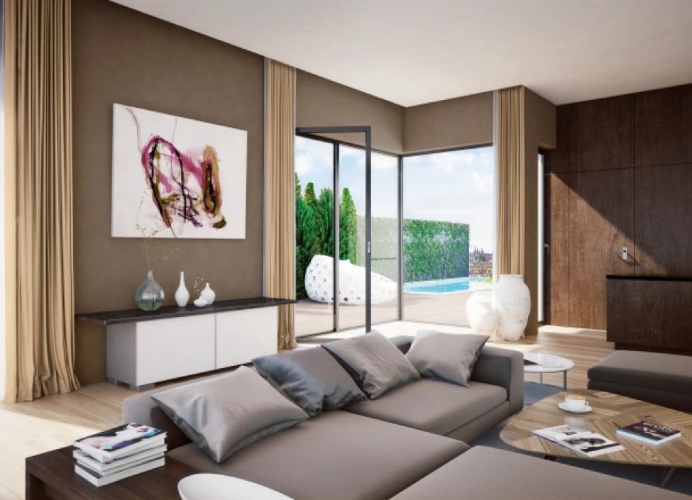 Luxusní byt Praha 7 - 570m 1