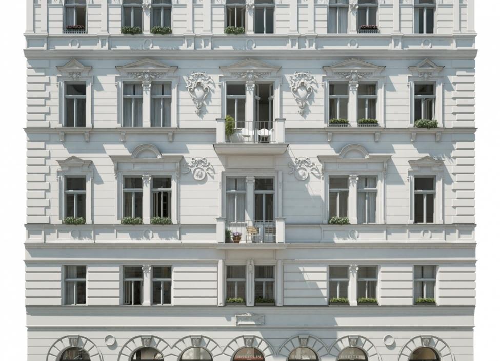 Luxusní byt na Praze 1 104m 0