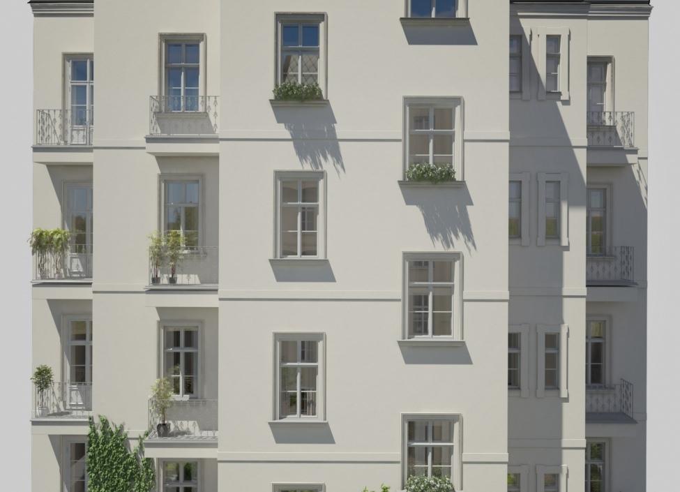 Luxusní byt na Praze 1 96m 1