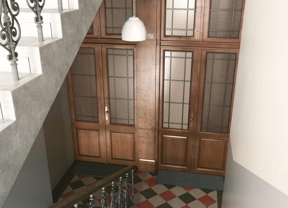 Luxusní byt na Praze 1 104m 1