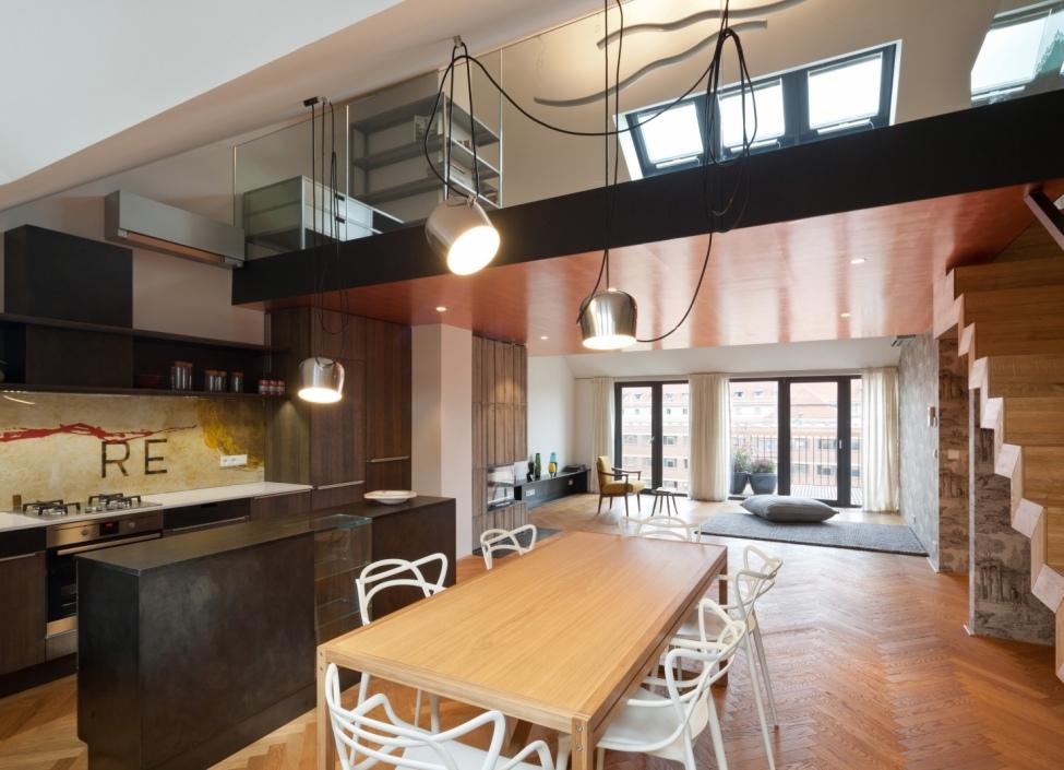 Luxusní byt Hradčany 224m 0
