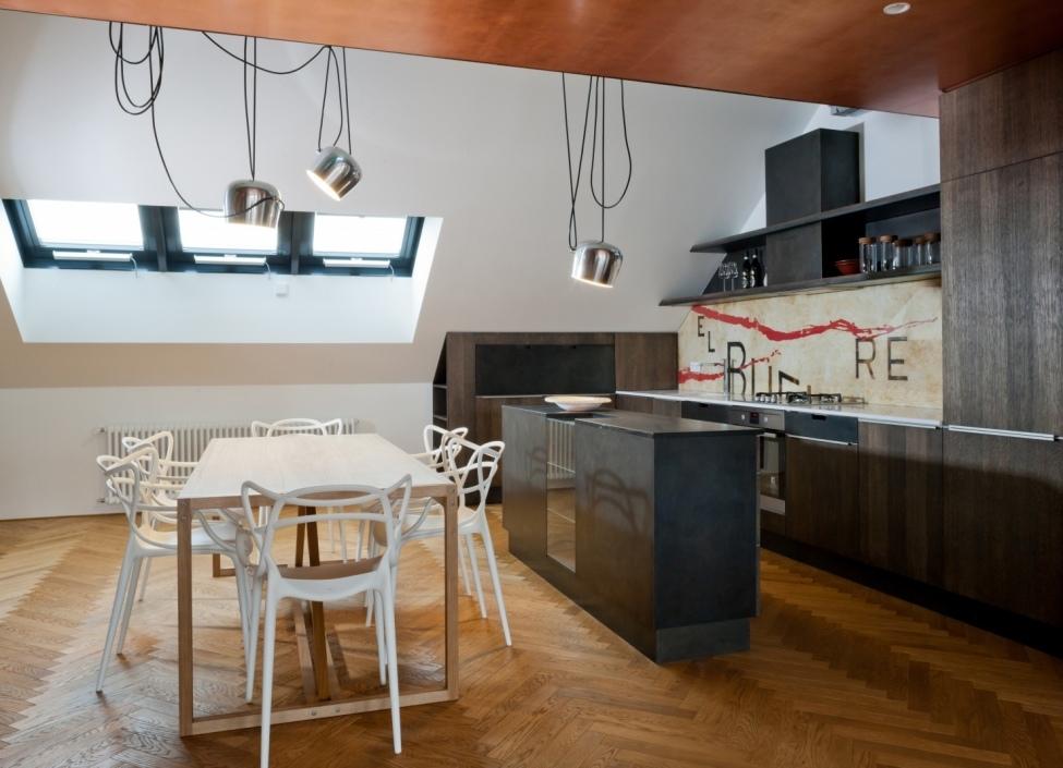 Luxusní byt Hradčany 224m 1