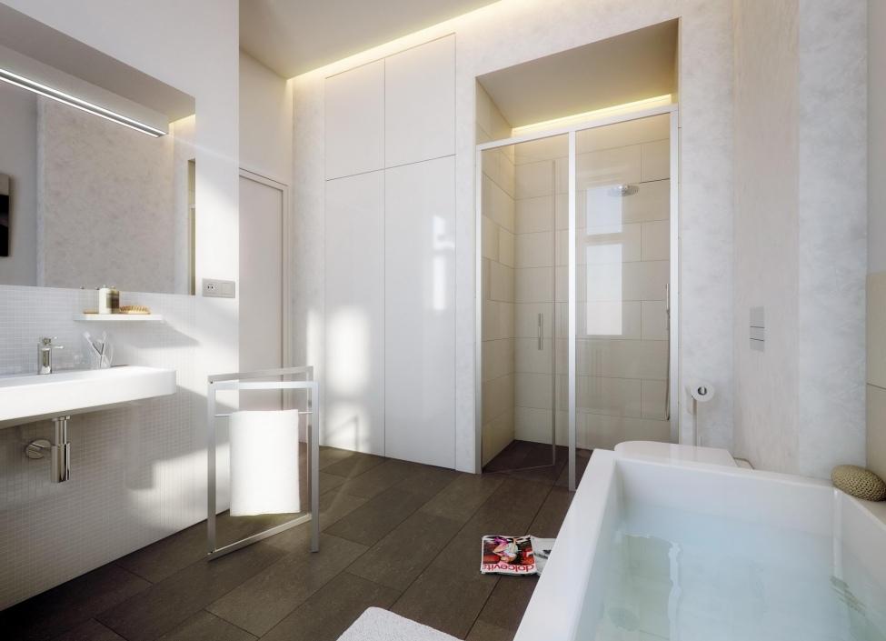 Luxusní byt na Vinohradech s terasou 69m 1