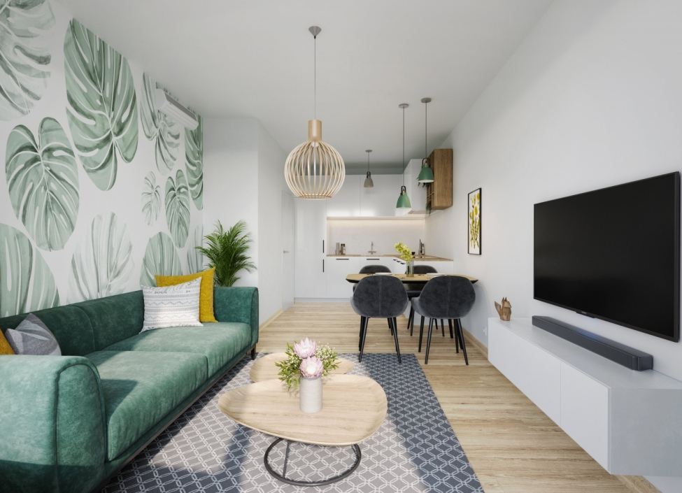 Prodej bytu 2+kk, Praha - Vinohrady, 46m 1