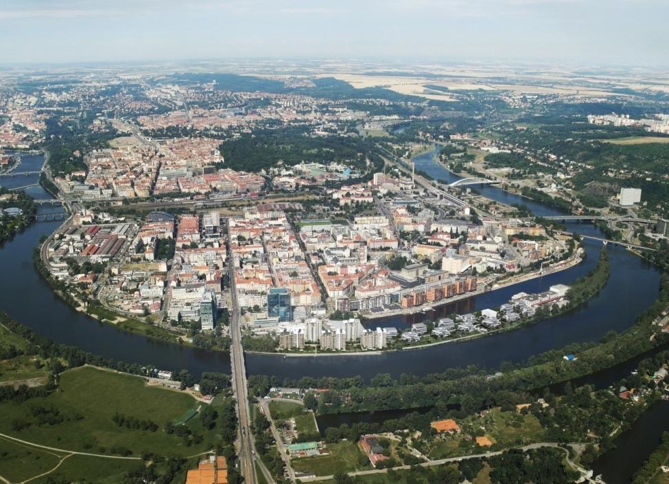 Luxusní byt Praha 7 - 45m 1