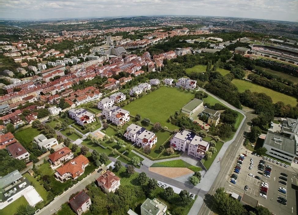 Bydlení Praha 6 -214m 1