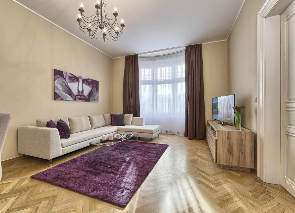 Luxusní byt na pronájem - Praha 1 - Josefov - 111m 0
