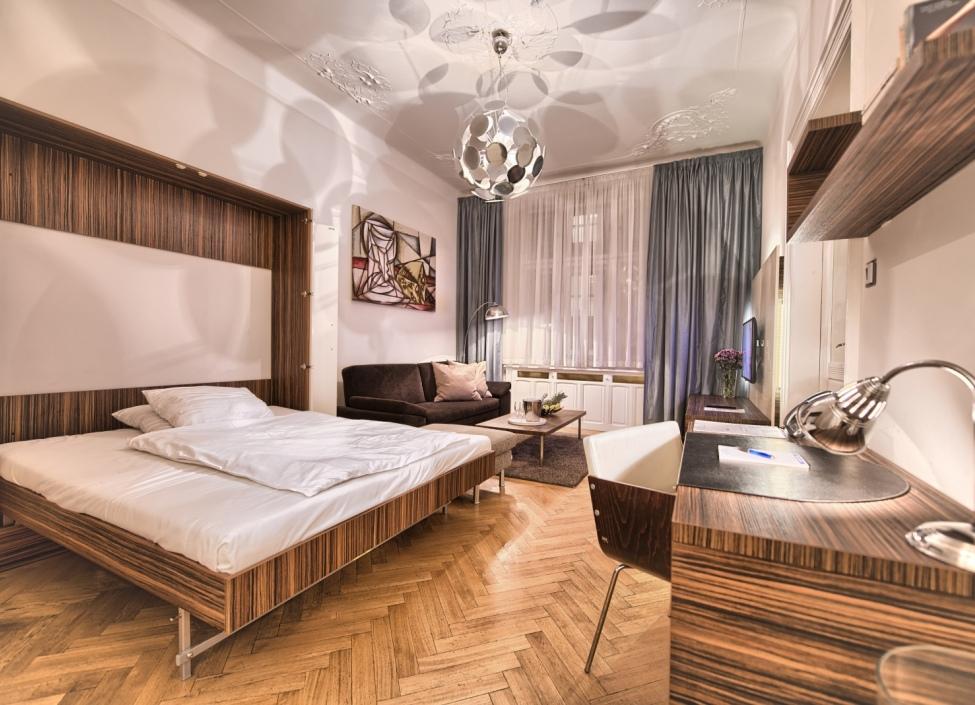 Luxusní byt na pronájem - Praha 1 - Josefov - 73m 1