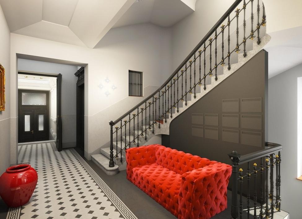 Luxusní byt Kampa 170m 1