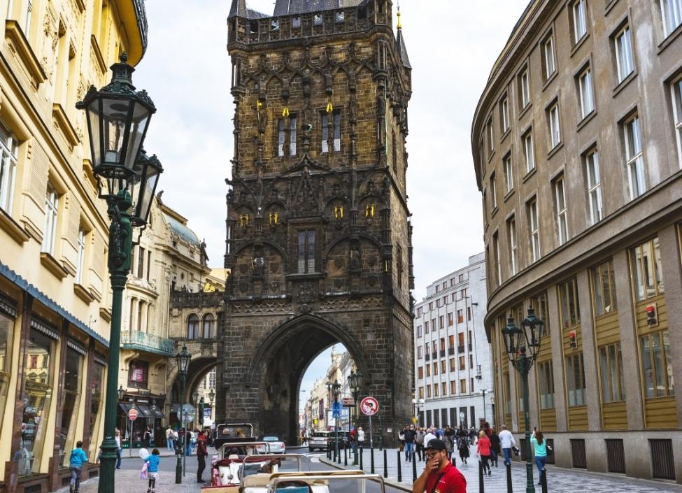Kancelář na pronájem Praha 1 - 381m 1
