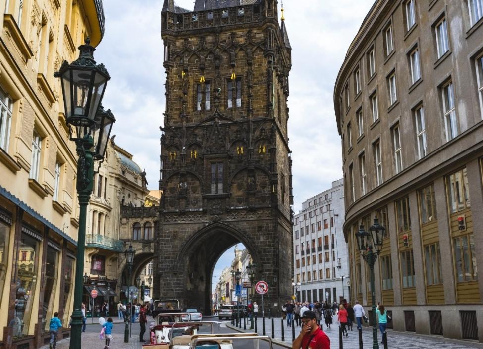 Obchodní prostor na pronájem Praha 1 - 52m 1